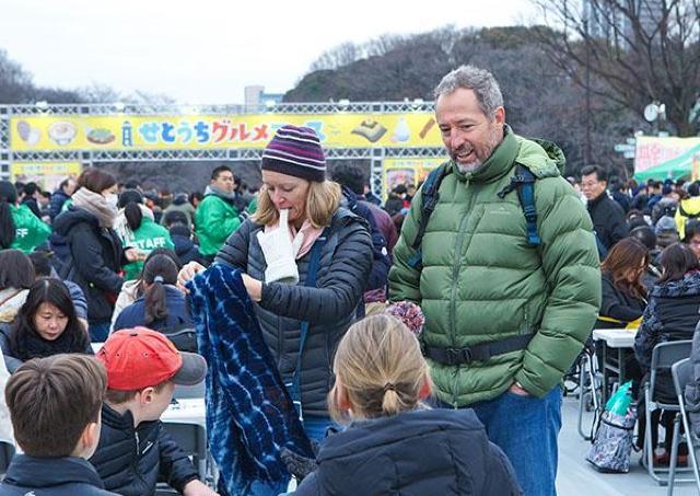 「せとうちグルメフェス」上野公園で開催