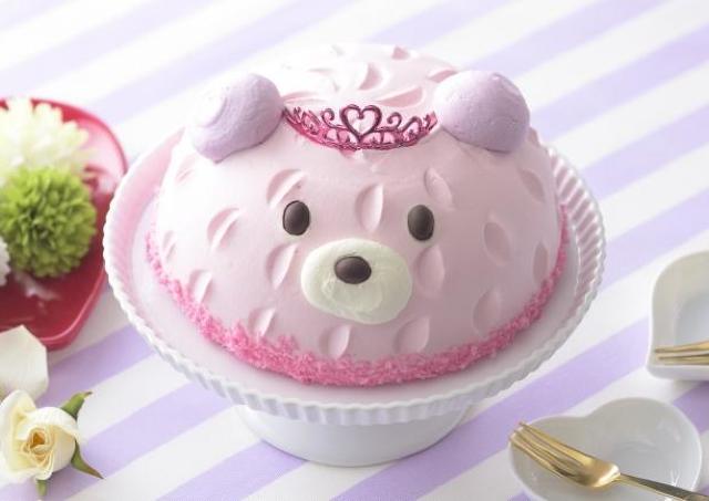 ウルウル目のくまさん、可愛すぎやしませんか? コージーコーナーに一目惚れ間違いなしのケーキ現る。
