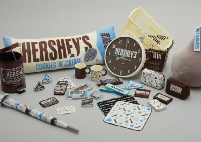 大人買い待ったなし! 「HERSHEY'S」のコラボ雑貨、可愛すぎるからちょっと見て。
