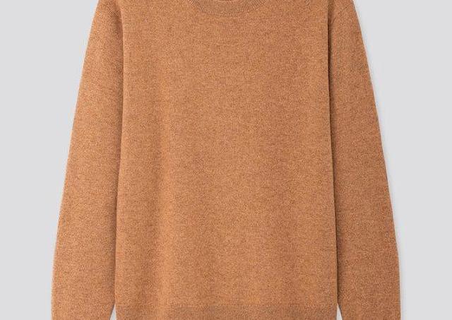 カシミヤ100%セーターが3000円引き! ユニクロさん、やっぱ神だわ。