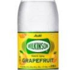 ウィルキンソン買うとグレープフルーツ味もらえるって! 炭酸買うならミニストップ一択。