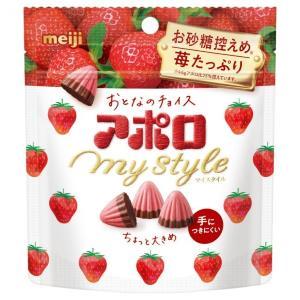 砂糖控えめ、イチゴたっぷり。 ニュータイプの「アポロ」期待大!