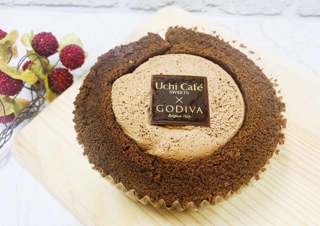 ローソン、2年半ぶりのGODIVAロールケーキ本日発売! 食べてみたよ。
