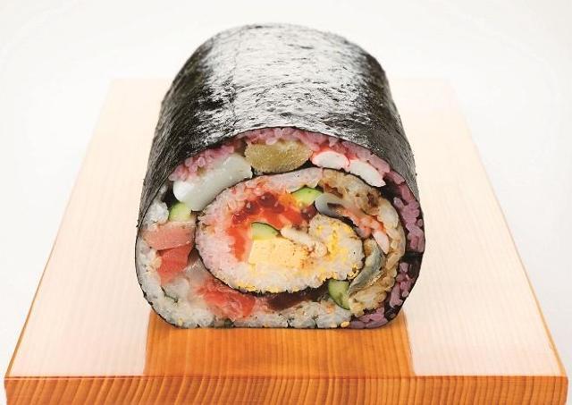 定番からアレンジ巻き寿司まで、恵方巻4万本を販売