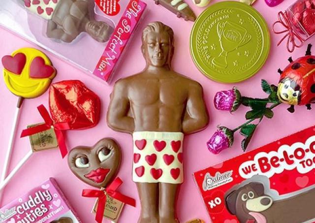 オンラインストアでは売り切れ! PLAZAで人気のインパクト抜群「立体チョコ」7選
