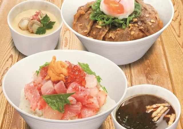 500円で嬉しいボリューム! くら寿司が平日限定でお得「ランチセット」始めるよ~。