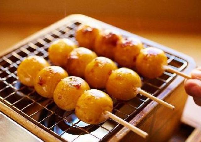 コメダの姉妹店「おかげ庵」が都内に! 自分で焼く「おだんご」は必食