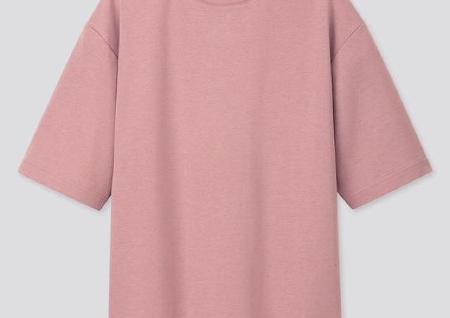 ユニクロUのメンズ「ハイブリットTシャツ」、女性もチェックしたほうがいいかも。