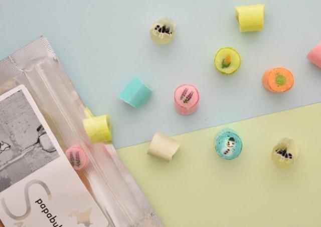 キャンディショップ「パパブブレ」札幌ステラプレイスにオープン