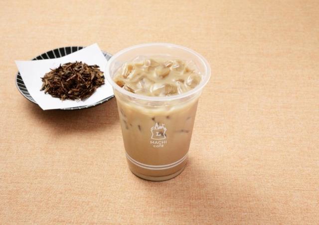 約370万杯販売のローソン人気ドリンク 今年も「アイスほうじ茶ラテ」登場!