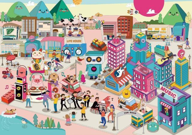 神戸の街に音楽があふれる 「トアロード・アコースティック・フェスティバル2020」