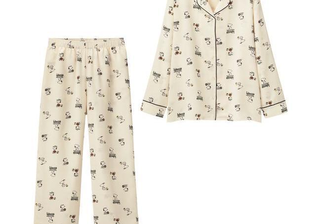 GUのスヌーピーパジャマが1000円オフ! 買うなら今だよ~。
