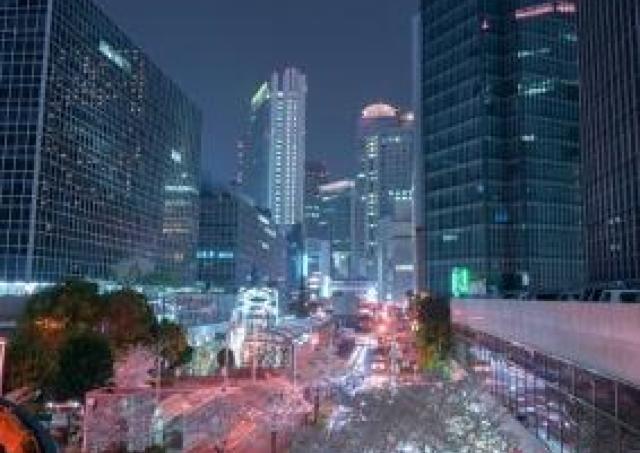都会に咲く桜を撮ろう!「大阪ダイヤモンド地区 さくらフォトコンテスト2020」