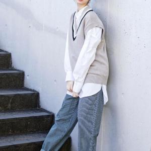 【全14色柄】メンズだけど女子にぴったり! GUで人気のシェフパンツ、新色も買うしかない。