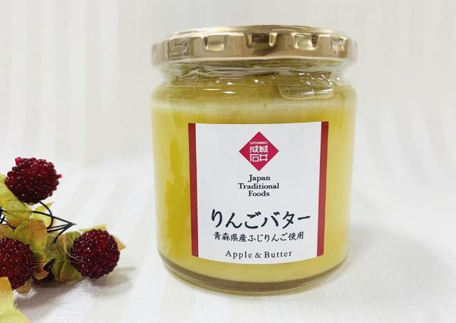 成城石井の「りんごバター」が売上1位に! とろけるバターとシャキシャキ感がクセになる。