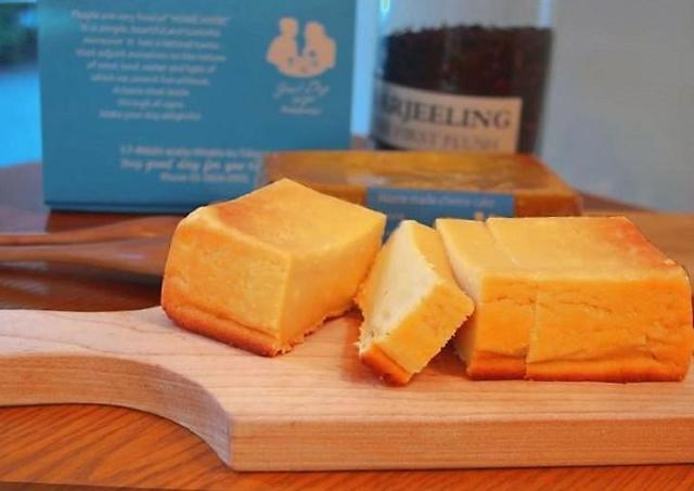 濃厚チーズケーキの「グッディ・フォーユー六本木」期間限定販売会