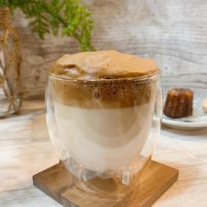 おうちでカフェ気分! 話題の「タルゴナコーヒー」作ってみた。