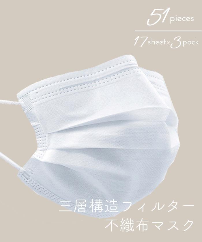 ファッション通販サイト「titivate」でも「51枚入りマスク」を販売 16日から順次発送
