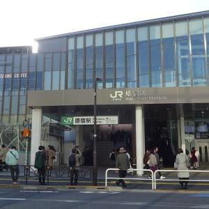 新旧原宿駅の世代コラボ【辛酸なめ子の東京アラカルト#37】