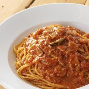 やった~! カプリチョーザの「トマトとニンニクのスパゲティ」がテイクアウトで500円!