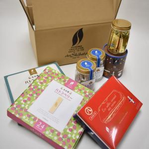 送料込みで3240円! シェ・シバタの洋菓子詰め合わせBOX、お得だ!