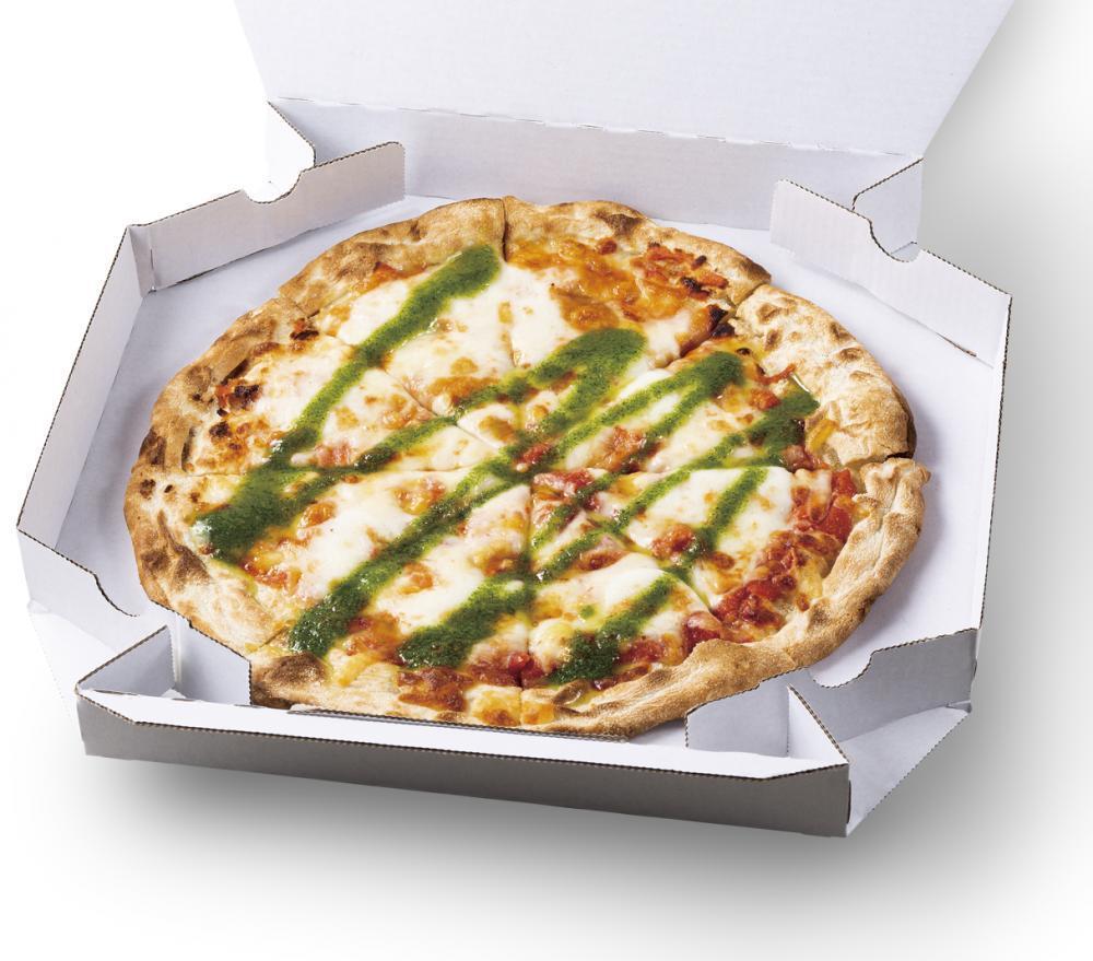 お 持ち帰り ガストピザ