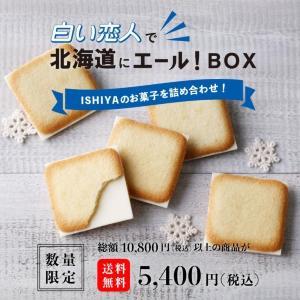 半額以下で買える「白い恋人で北海道にエール!BOX」 売上の一部はコロナに立ち向かう医療へ寄付