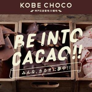 チョコ好き集合! 「KOBE CHOCO」のお楽しみセット、量もフレーバーも多いよ。