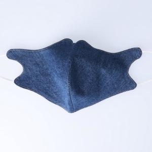 ライトオンから「和紙デニムマスク」販売 吸汗性、ひんやり機能つき