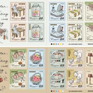 郵便局の夏の風物詩 「ふみの日」切手のデザインに「いいね」の嵐!