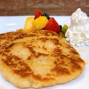 「逃げ恥」で注目! パン粉で作るパンケーキ、超簡単なのにめっちゃ美味しいよ!