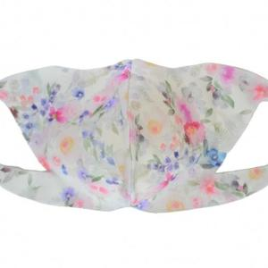 下着ブランドならでは。 ストレッチが効いた快適マスク、トリンプのサイトで発売中
