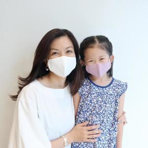 UVカット、吸水速乾、抗菌、消臭... マタニティブランドから夏向き「快適マスク」誕生