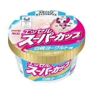 夏に食べたい! エッセルスーパーカップに「白桃ヨーグルト味」でるよ~。