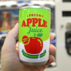 まさか衛生用品とは...。 100均で見つけた「缶ジュース」、開けたらビックリ!