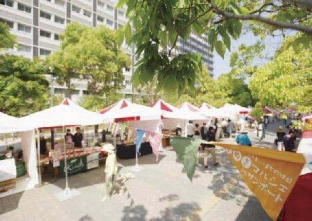 香川県産のいいものが集う。入場無料の「さぬきマルシェ」が再開