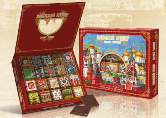 ロシアのお菓子が半額!! SNSで話題になったプレミアムチーズも売ってるお店だよ