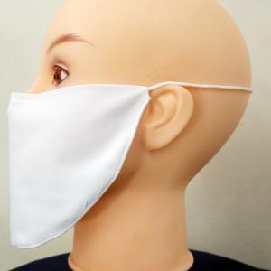 発想の転換!? 蒸れず、息苦しくない「夏のさらしマスク」