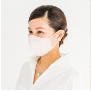 息をするたびに-2℃を体感! キシリトール吸湿冷感加工の「夏用マスク」登場