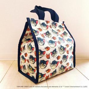 トムとジェリーの保冷バッグが雑誌付録なんて! ポップなデザインで可愛い。