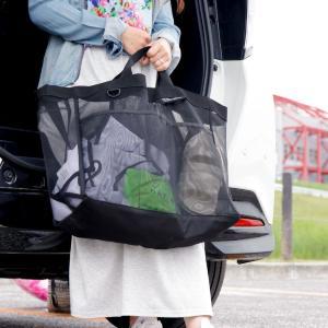 3COINSが「売れています!!!」と紹介 収納機能ばっちりの「大容量バッグ」知ってる?