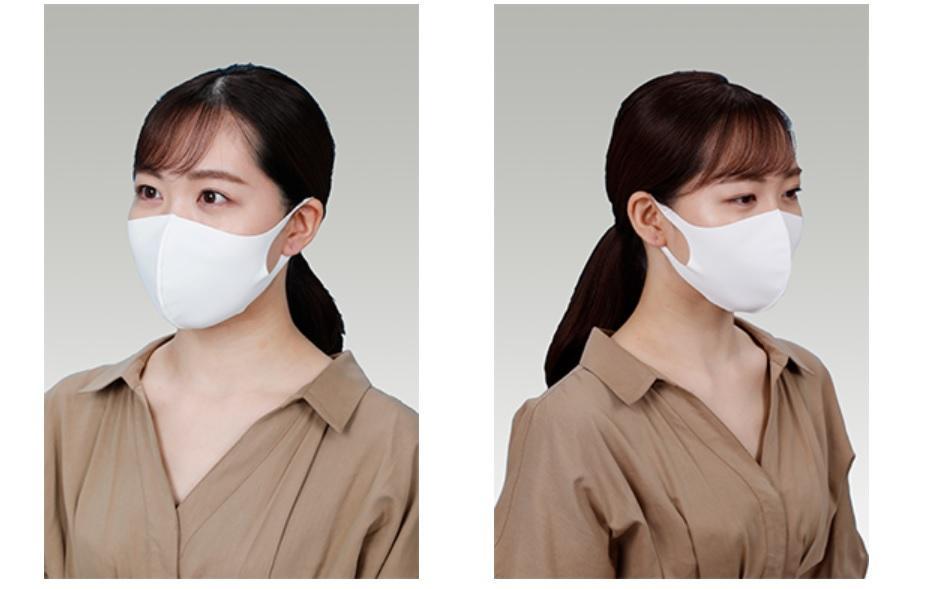 帝人フロンティアの国産「冷感マスク」 7月上旬からオンライン、コンビニなどで販売