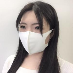 イオングループから新夏向けマスク 接触冷感、紫外線95%遮へいで1枚398円
