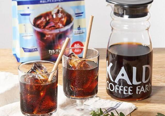 自宅で本格「水出しコーヒー」だ! カルディのボトル付き「ドリップセット」で楽しも。