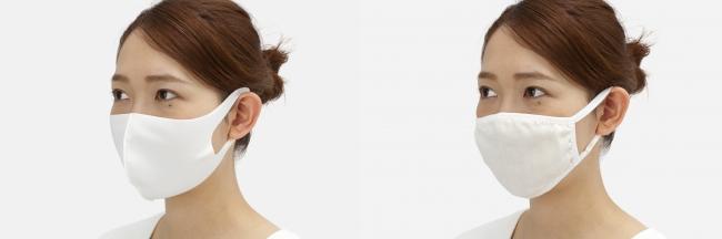 KEYUCAが国産「夏用マスク」を発売 接触冷感と湿気をコントロールする2種類