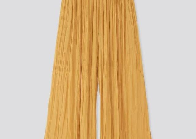 小林麻耶さんが「履き心地がイイ」と絶賛! 涼しげでサラリと着られる「ユニクロボトムス」