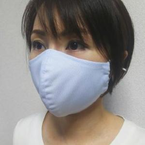 コナカが洗える夏マスク販売 洗濯後もノーアイロンで繰り返し着用
