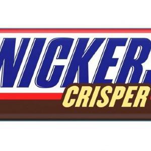 スニッカーズにサクサク食感の「クリスパー」が仲間入り! 食べやすい2個入。