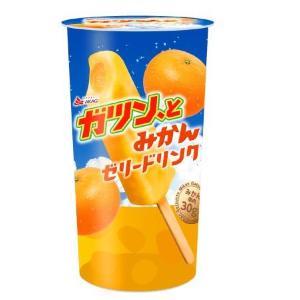 果肉感たっぷり! 「ガツン、とみかん」のデザートドリンク、今夏も飲めるよ。