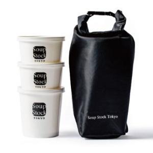スープを持ち帰るのに便利! スープストックに手頃で便利な「マイバッグ」登場中